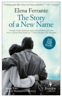 The Story Of A New Name : Book 2, Paperback / softback Book