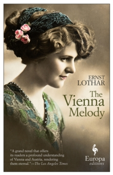 The Vienna Melody, Paperback Book