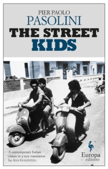 The Street Kids, Paperback Book