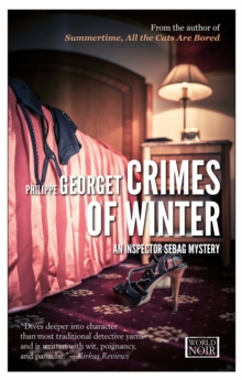 Crimes Of Winter : An Inspector Seabag Mystery, Paperback Book
