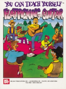 You Can Teach Yourself Flatpicking Guitar, PDF eBook