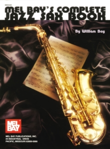 Complete Jazz Sax Book, PDF eBook