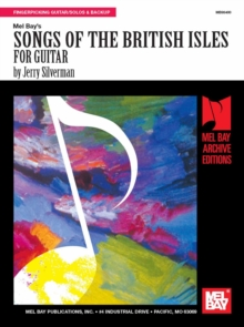 Songs of the British Isles for Guitar, PDF eBook