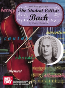 The Student Cellist : Bach, PDF eBook
