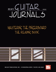 Guitar Journals - Mastering the Fingerboard : Reading Book, PDF eBook