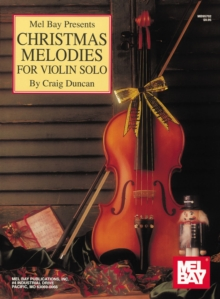 Christmas Melodies for Violin Solo, PDF eBook