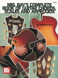Complete Book of Guitar Chords, Scales, and Arpeggios, PDF eBook