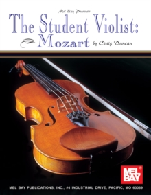 The Student Violist : Mozart, PDF eBook