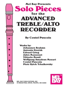 Solo Pieces for the Advanced Treble/Alto Recorder, PDF eBook