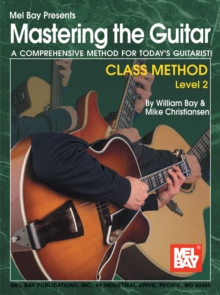 Mastering the Guitar Class Method Level 2, PDF eBook