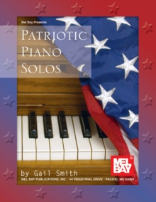 Patriotic Piano Solos, PDF eBook