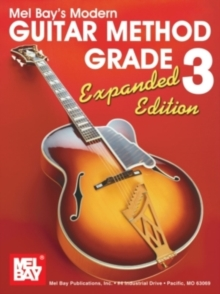 """Modern Guitar Method"" Series Grade 3, Expanded Edition, PDF eBook"