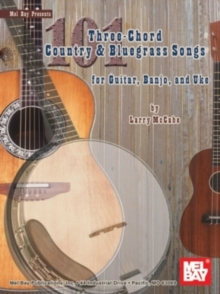 101 Three-Chord Country & Bluegrass Songs, PDF eBook