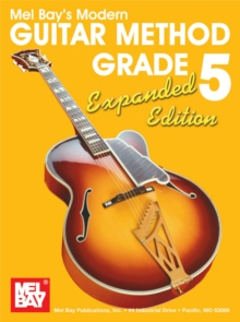 """Modern Guitar Method"" Series Grade 5, Expanded Edition, PDF eBook"