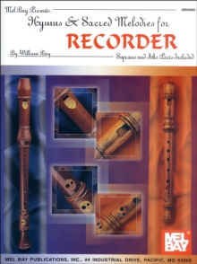 Hymns & Sacred Melodies for Recorder, PDF eBook