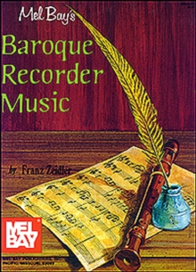 Baroque Recorder Music, PDF eBook