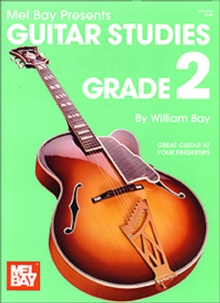 """Modern Guitar Method"" Series Grade 2 : Guitar Studies, PDF eBook"
