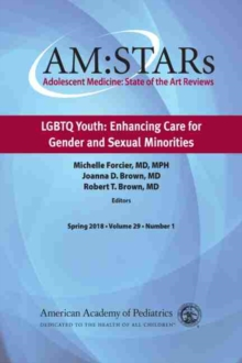 AM:STARs LGBTQ Youth : Enhancing Care for Gender and Sexual Minorities, Paperback Book