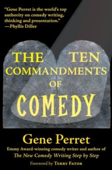 The Ten Commandments of Comedy, Hardback Book