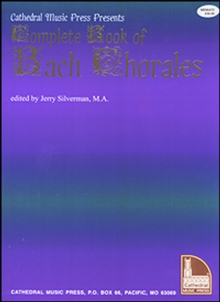 Complete Book of Bach Chorales, PDF eBook