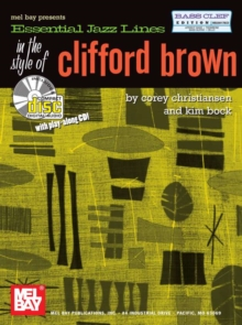 Essential Jazz Lines : In the Style of Clifford Brown-Bass Clef, PDF eBook