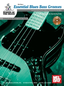 Essential Blues Bass Grooves, PDF eBook