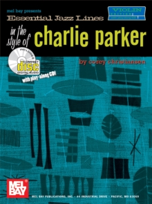 Essential Jazz Lines in the Style of Charlie Parker, Violin, PDF eBook