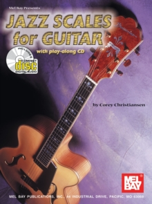Jazz Scales for Guitar, PDF eBook