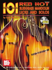 101 Red Hot Bluegrass Mandolin Licks & Solos, PDF eBook