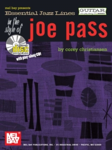 Essential Jazz Lines in the Style of Joe Pass, PDF eBook