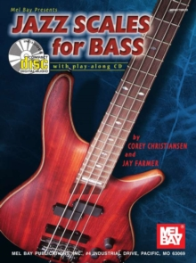 Jazz Scales for Bass, PDF eBook