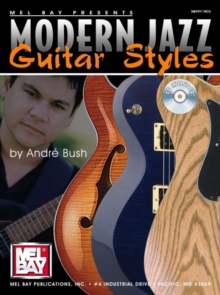 Modern Jazz Guitar Styles, PDF eBook