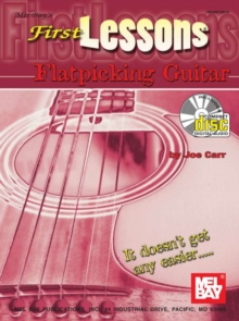 First Lessons Flatpicking Guitar, PDF eBook