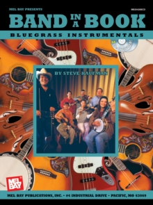 Band In A Book : Bluegrass Instrumentals, PDF eBook