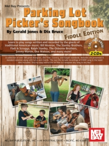 Parking Lot Picker's Songbook - Fiddle Edition, PDF eBook