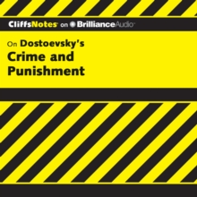 Crime and Punishment, eAudiobook MP3 eaudioBook