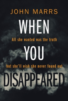 When You Disappeared, Paperback Book