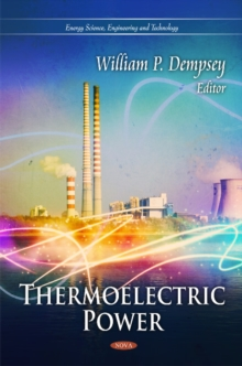 Thermoelectric Power, Hardback Book