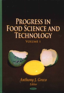 Advances in Food Science & Technology : Volume 1, Hardback Book