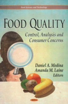 Food Quality : Control, Analysis & Consumer Concerns, Hardback Book