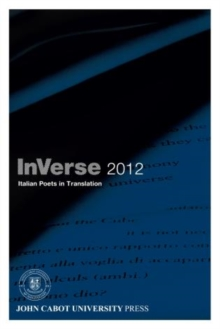 InVerse 2012 : Italian Poets in Translation, Paperback Book