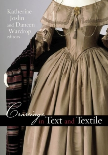 Crossings in Text and Textile, Hardback Book