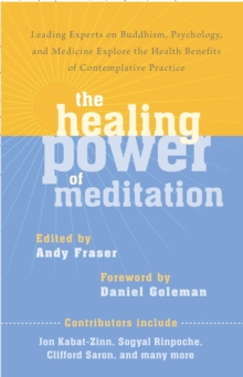 The Healing Power Of Meditation, Paperback / softback Book