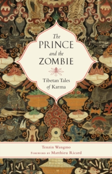 The Prince And The Zombie, Paperback Book