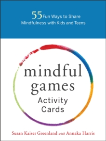 Mindful Games Activity Cards, Cards Book