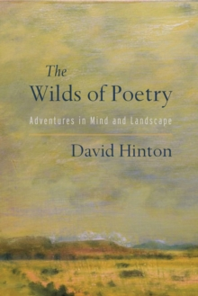 The Wilds Of Poetry, Paperback Book