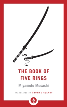 The Book of Five Rings, Paperback / softback Book