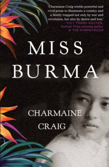 Miss Burma, Paperback / softback Book