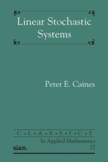 Linear Stochastic Systems, Paperback / softback Book