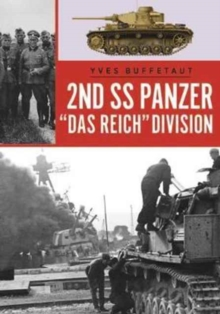 The 2nd Ss Panzer Division Das Reich, Paperback / softback Book